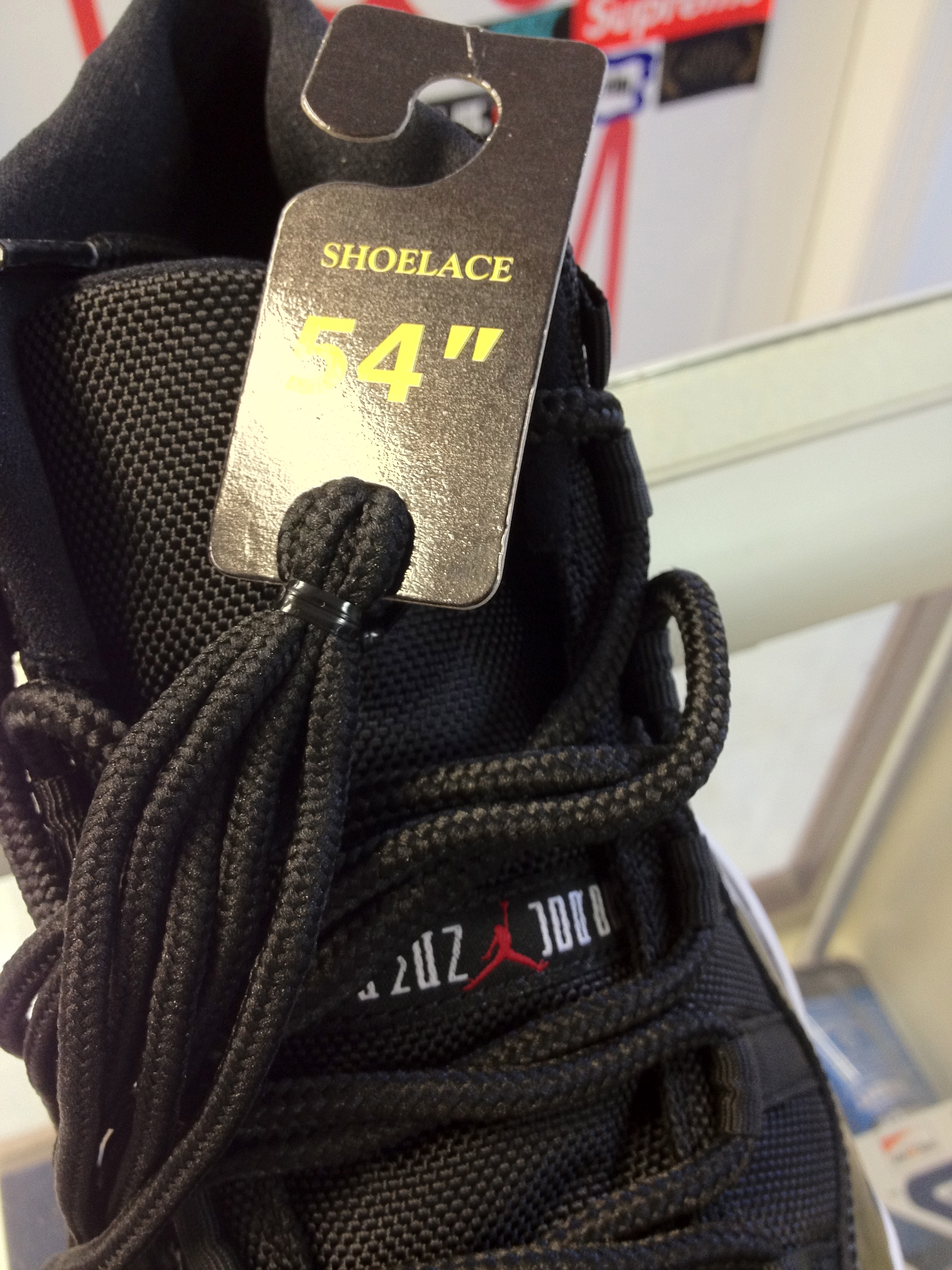 3ada3474016 Shoe Laces For Jordan XI Men