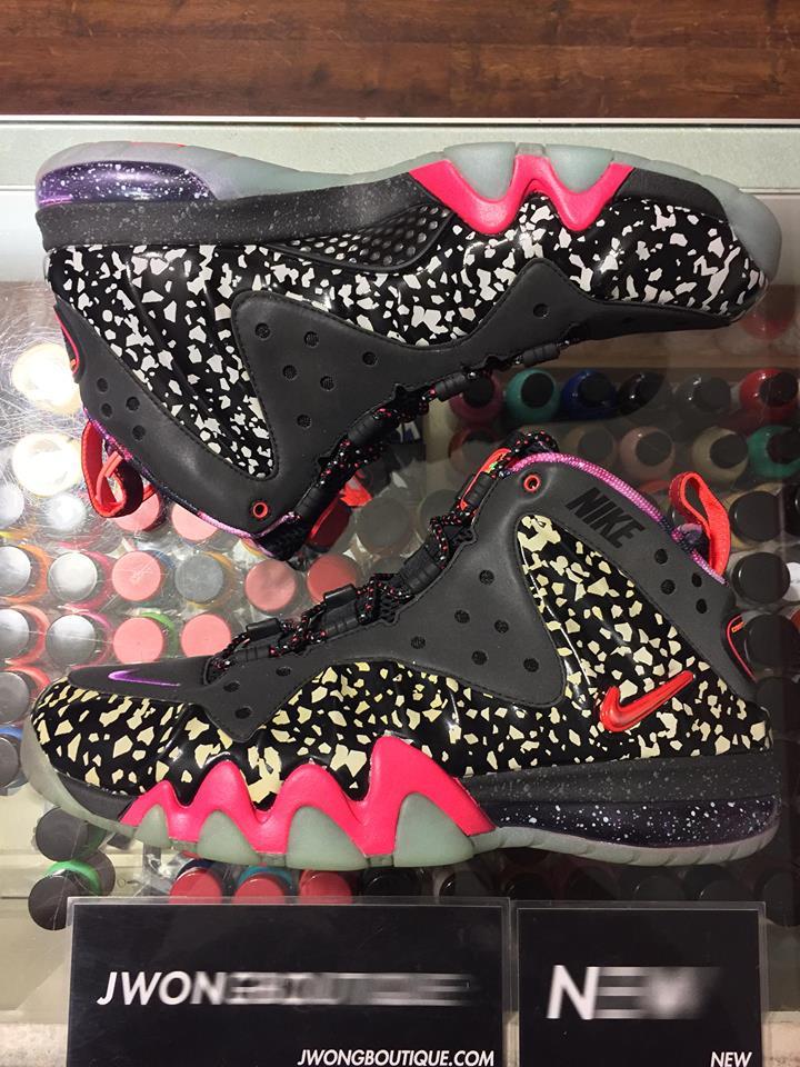 premium selection 5b7ad 093d7 2013 Nike Barkley Posite Max PRM QS All Star Area 72   Jwong Boutique