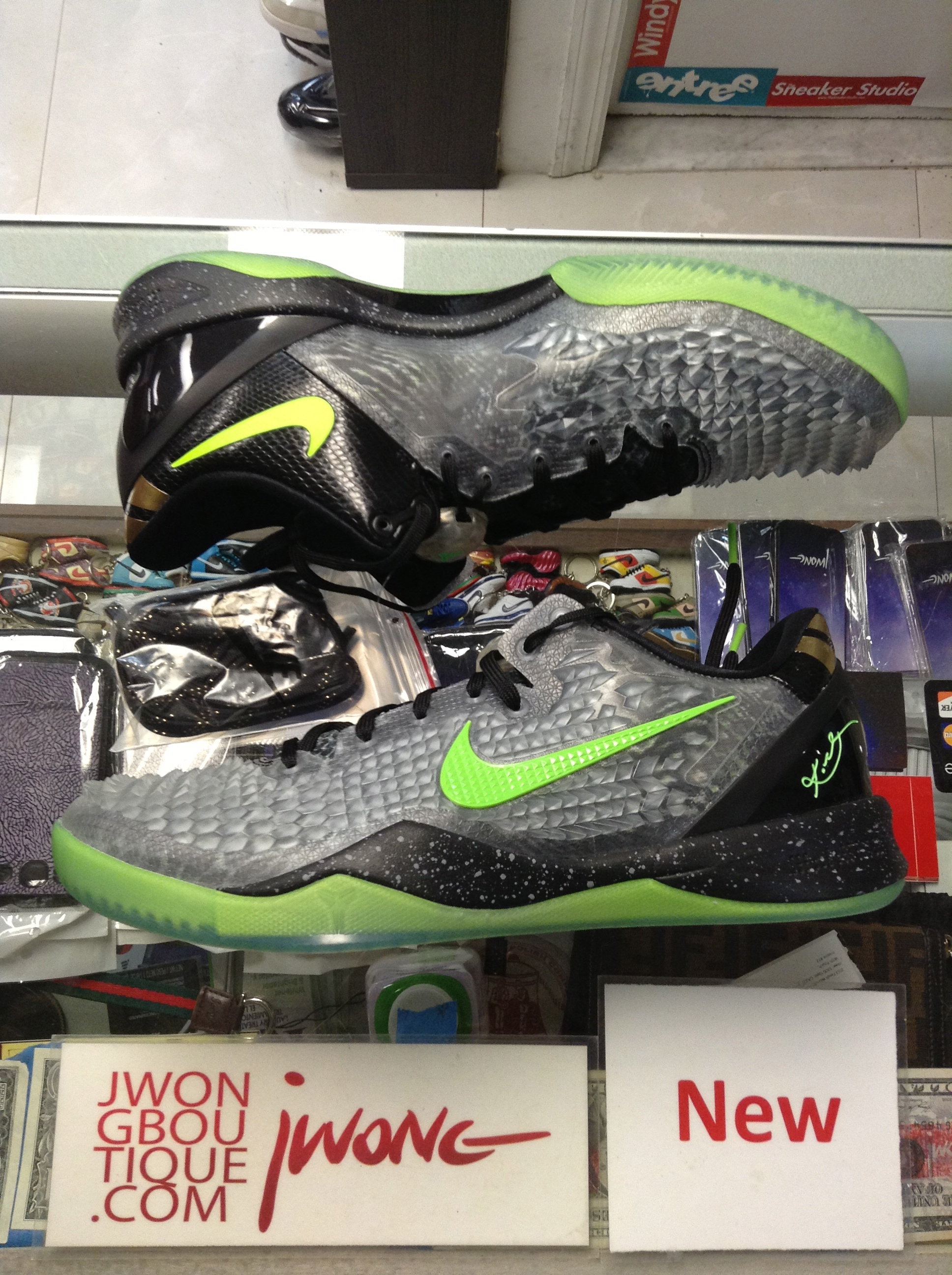 2013 Nike Kobe 8 VIII System SS Christmas Men | Jwong Boutique