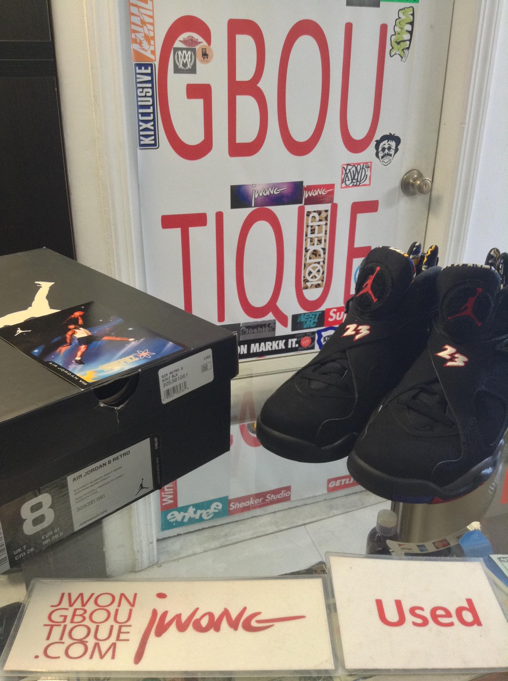 2013 Nike Air Jordan VIII Playoff  5403a02ff
