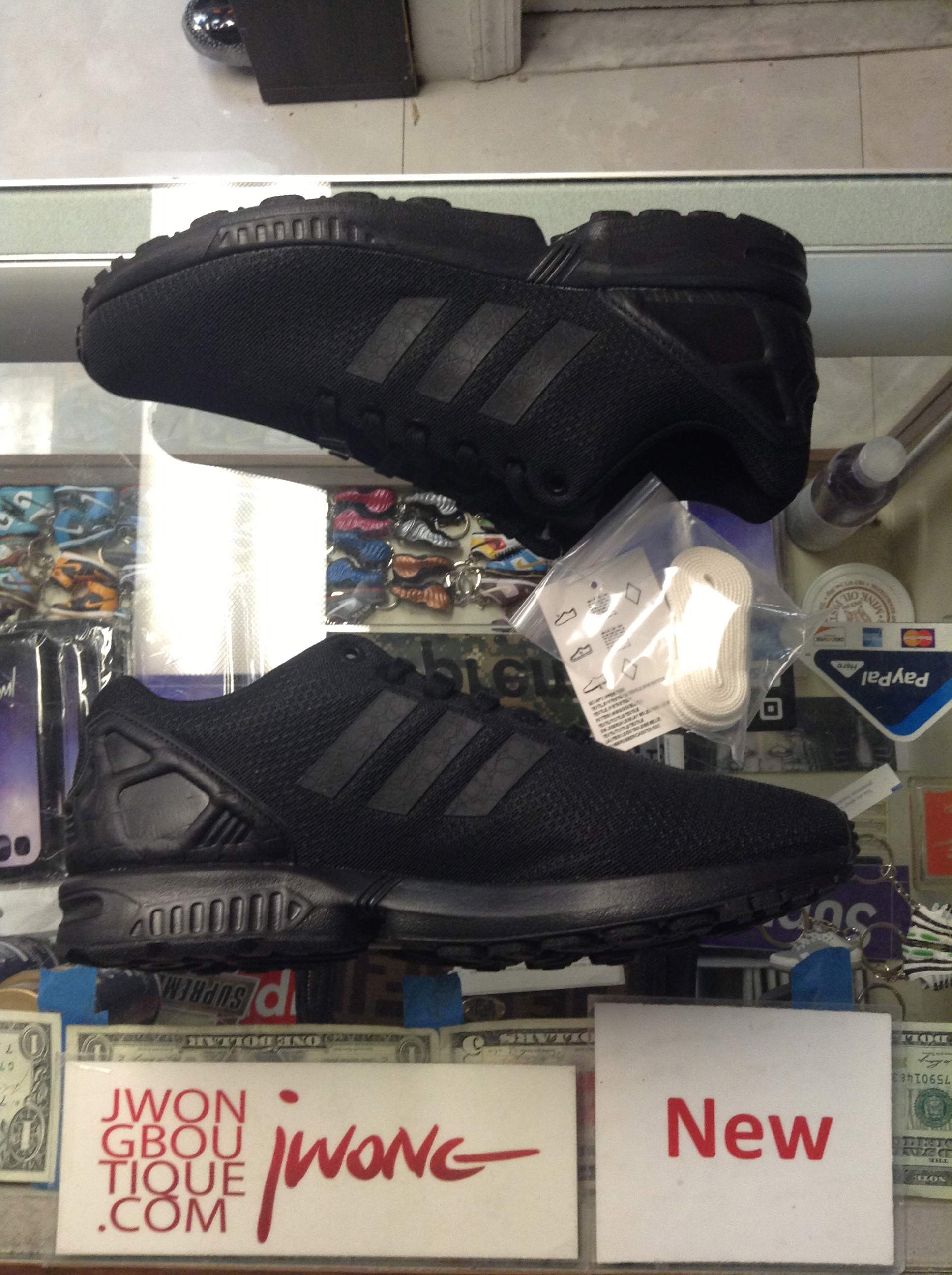 89ca85569 ... adidas zx flux fake vs real