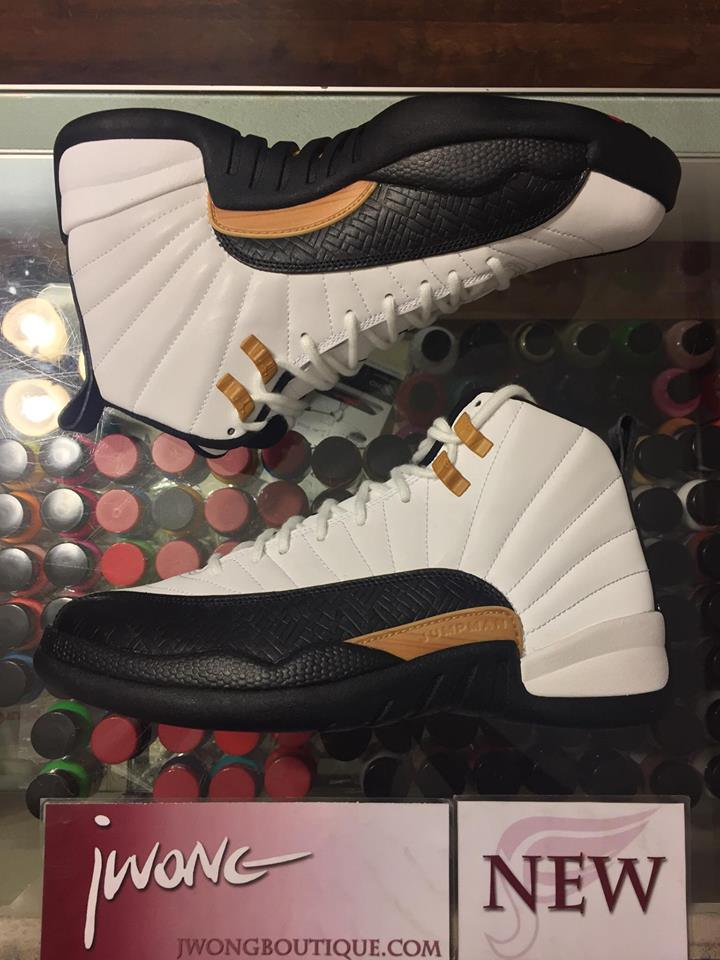 super popular 62114 c957b 2017 Nike Air Jordan XII Chinese New Year   Jwong Boutique