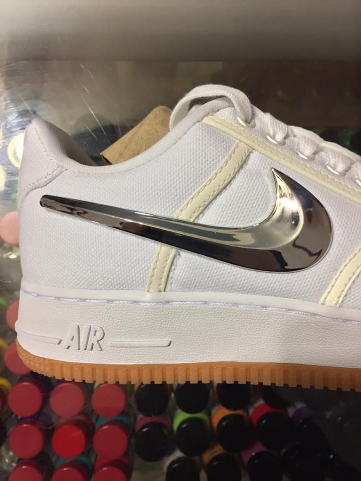 2017 Nike Air Force 1 Low Travis Scott Men Jwong Boutique