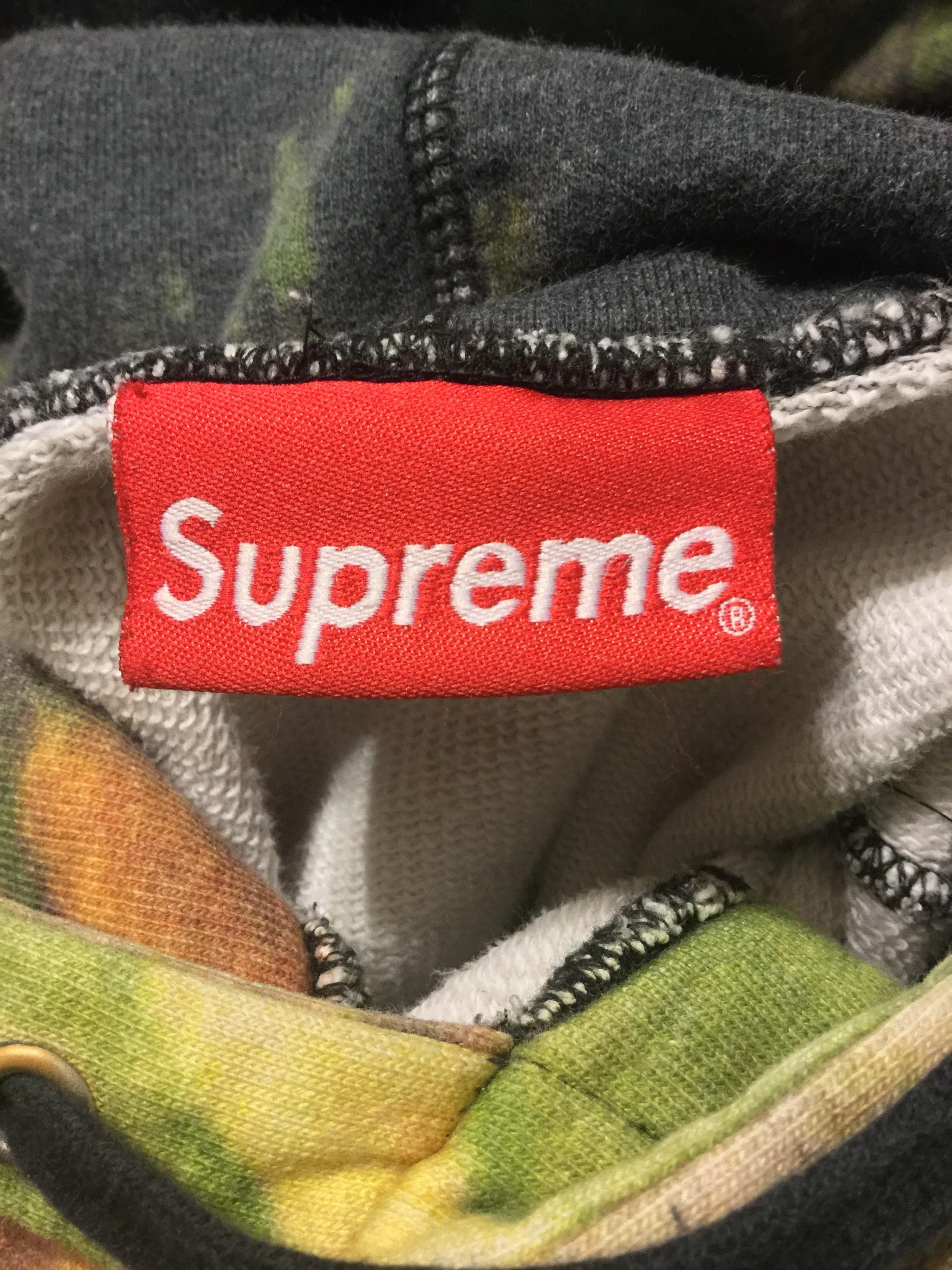 bd7650b10026 2014 Supreme Le Bain Hooded Sweatshirt
