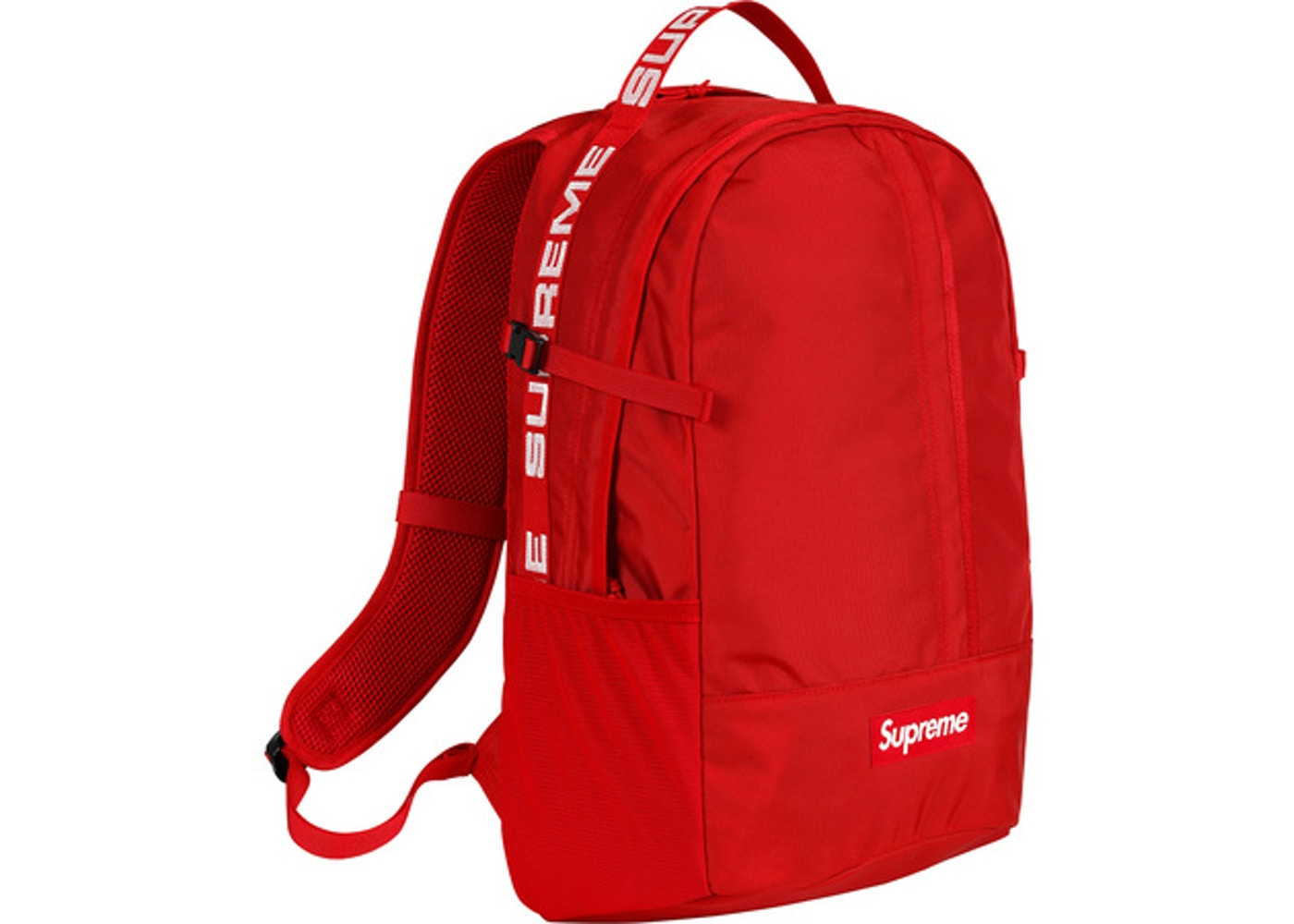 c743466c8a0 Red Supreme Backpack Fake- Fenix Toulouse Handball