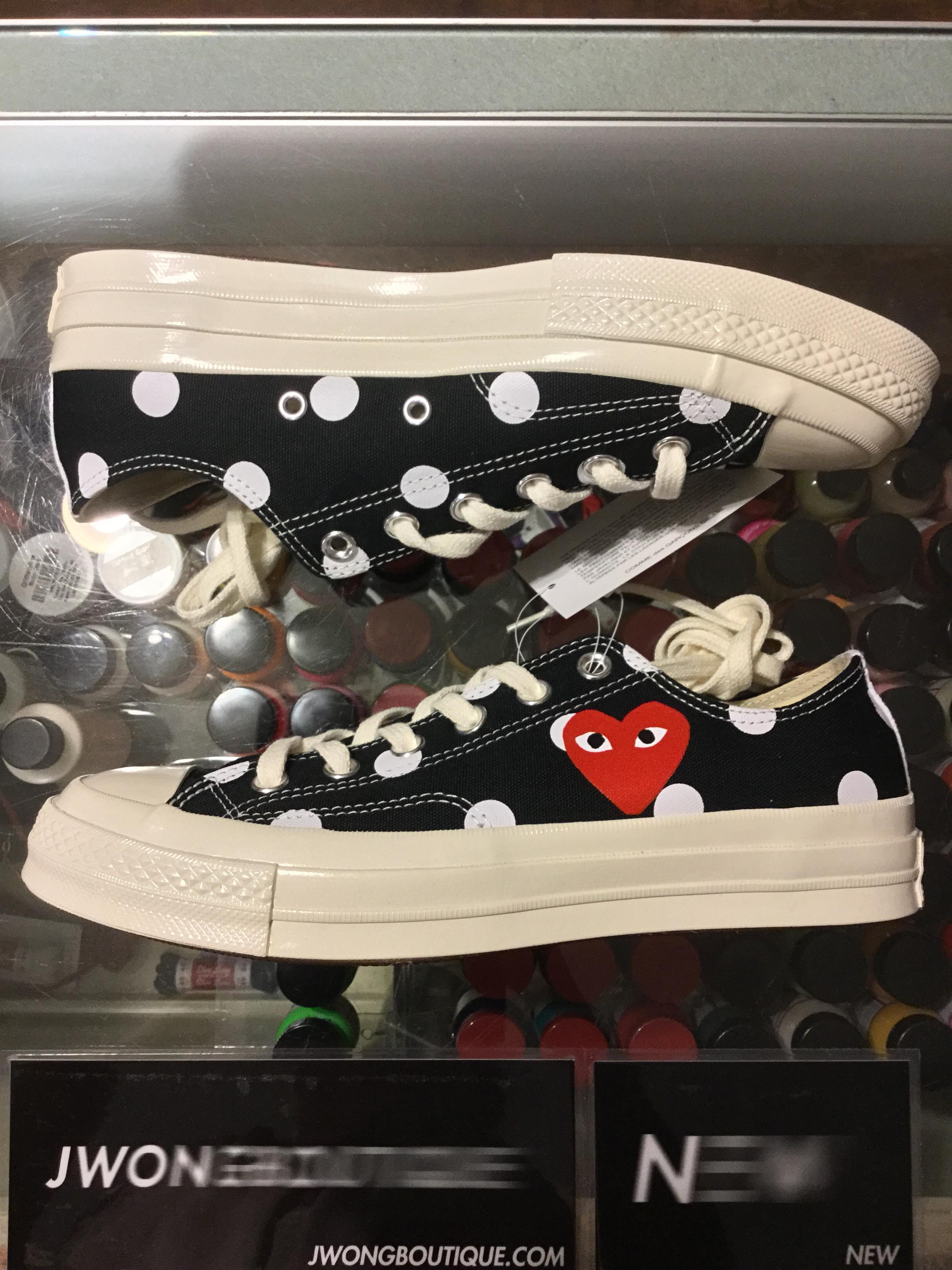 385b74be88a9 2017 Converse Chuck Taylor Low All-Star 70s Ox Comme des Garcons ...
