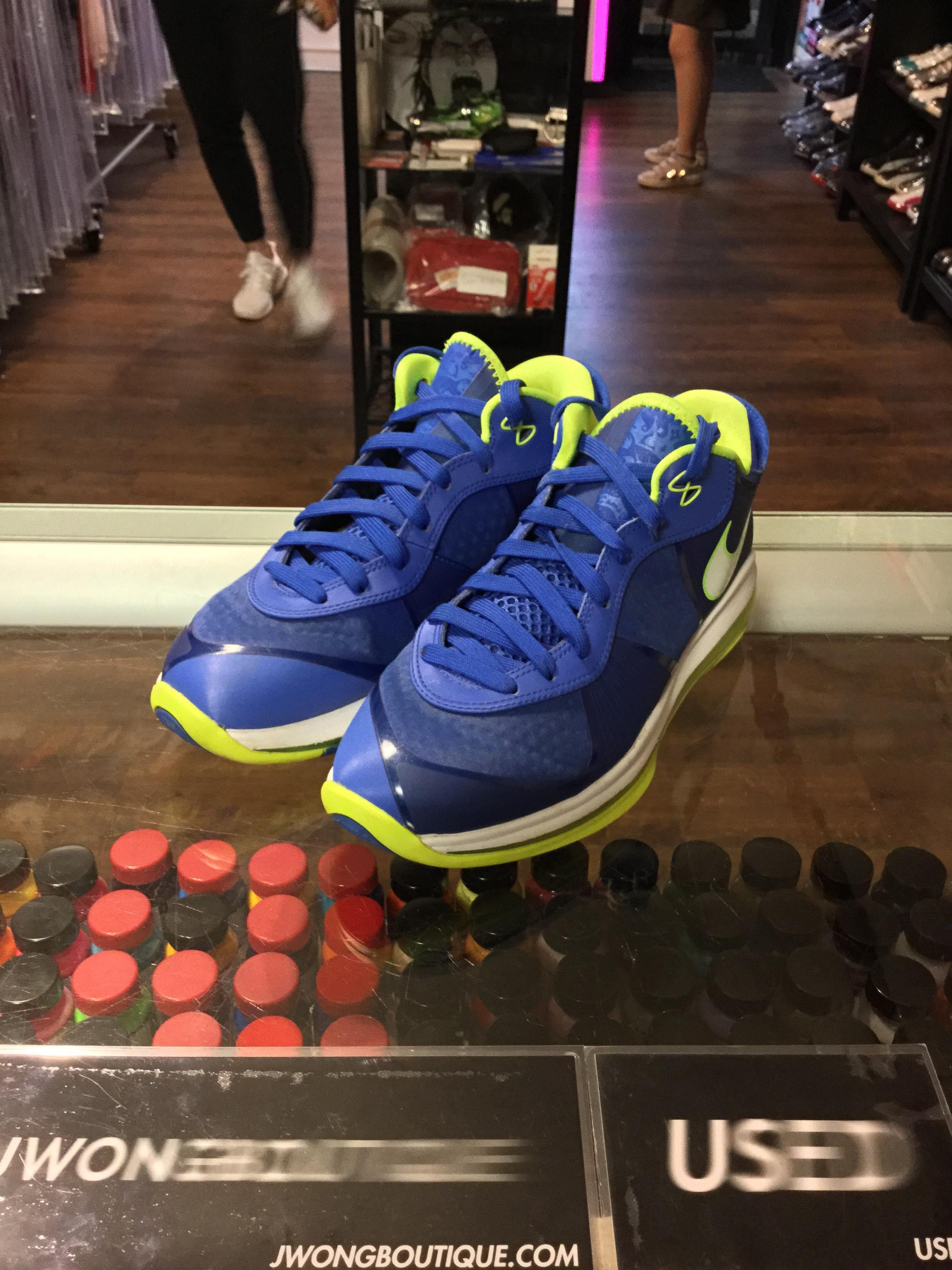 67445e6e62ce 2011 Nike Lebron 8 V 2 Low Sprite