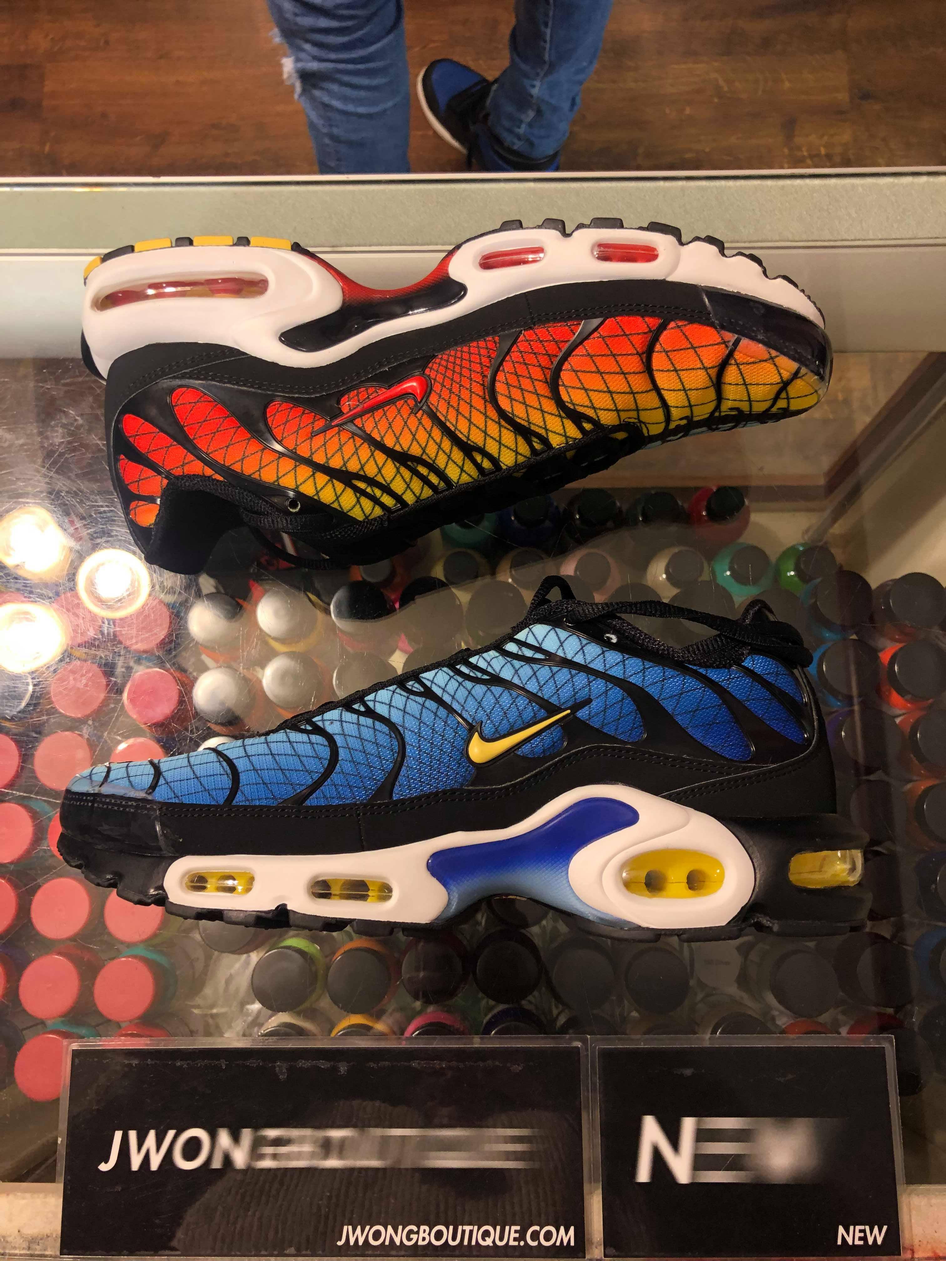 702bada79eb7aa 2018 Nike Air Max Plus Greedy Men