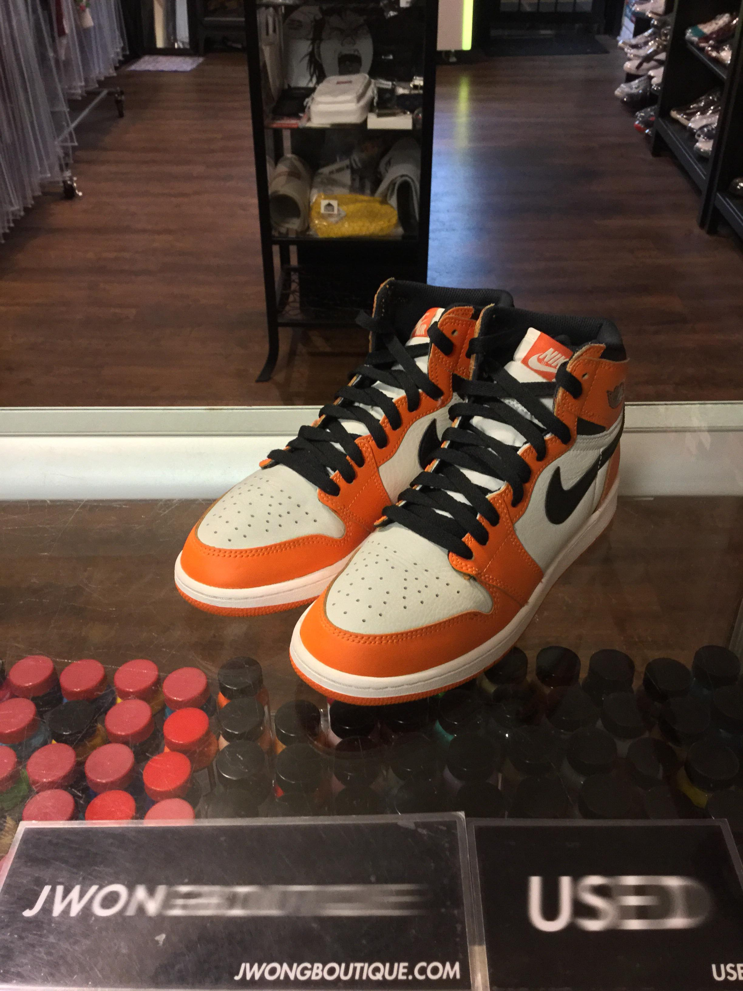 low priced c2551 fad53 2016 Nike Air Jordan I Reverse Shattered Backboard Youth