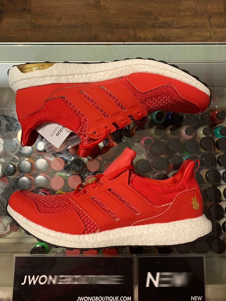 2cb52688f2e61 2019 Adidas Ultra Boost Eddie Huang Chinese New Year