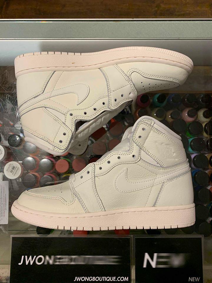 d92526bf54d9 2017 Nike Air Jordan I Sail Youth